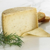 Rosemary infused Sheep's milk cheese