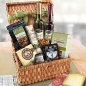 Cheese and Savories Hamper